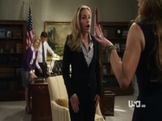 Covert Affairs 01x06 : Houses of the Holy- Seriesaddict